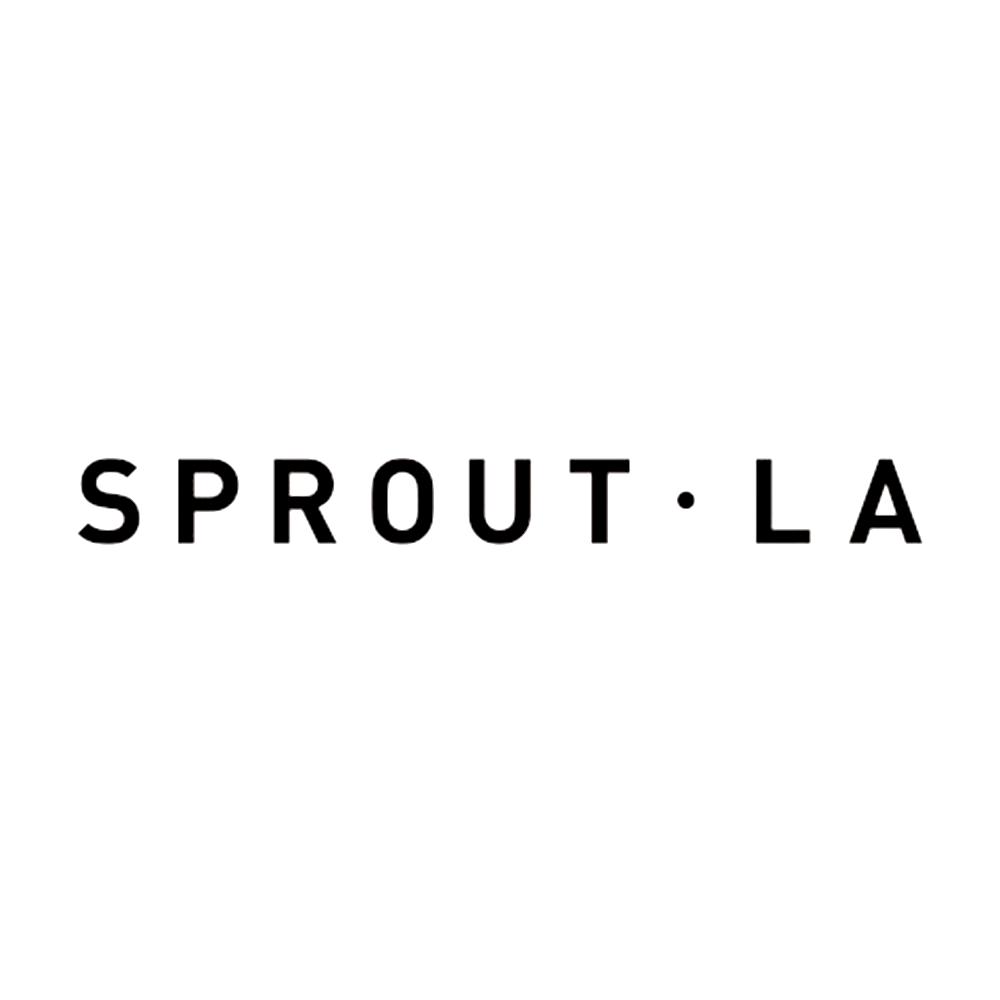 Sprout LA logo