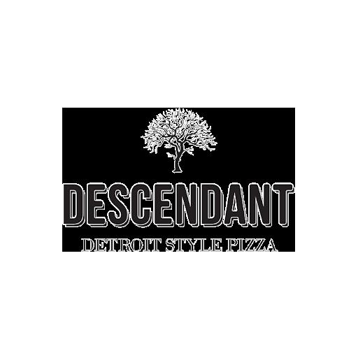 Descendant Pizza logo