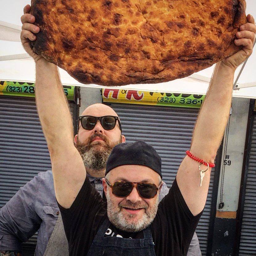 Slow Rise Pizza - Evan Funke - Pop-Up - Pre-Felix